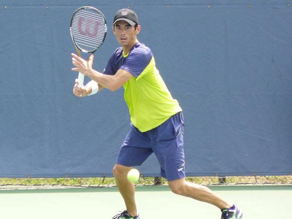 Michael Yani winning the Challenger