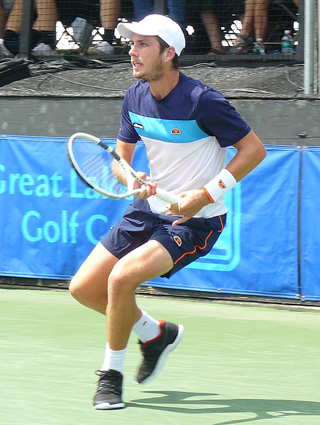 2017 Singles Champ Cameron Norrie