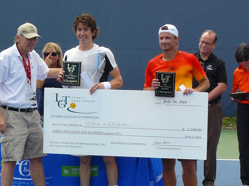 smith reid 2106 lgt challenger doubles champs
