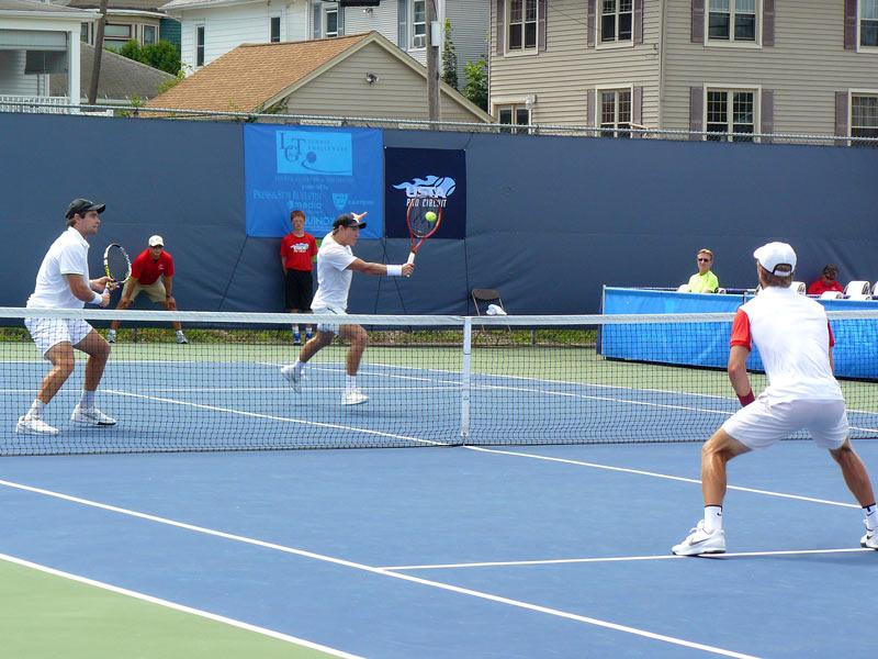 LG&T Challenger Doubles Semi 2015