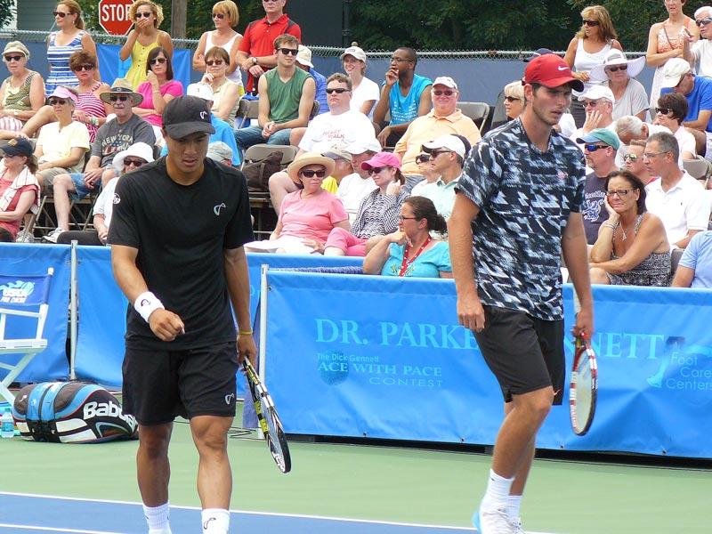 Daneil Nguyen and Dennis Novikov